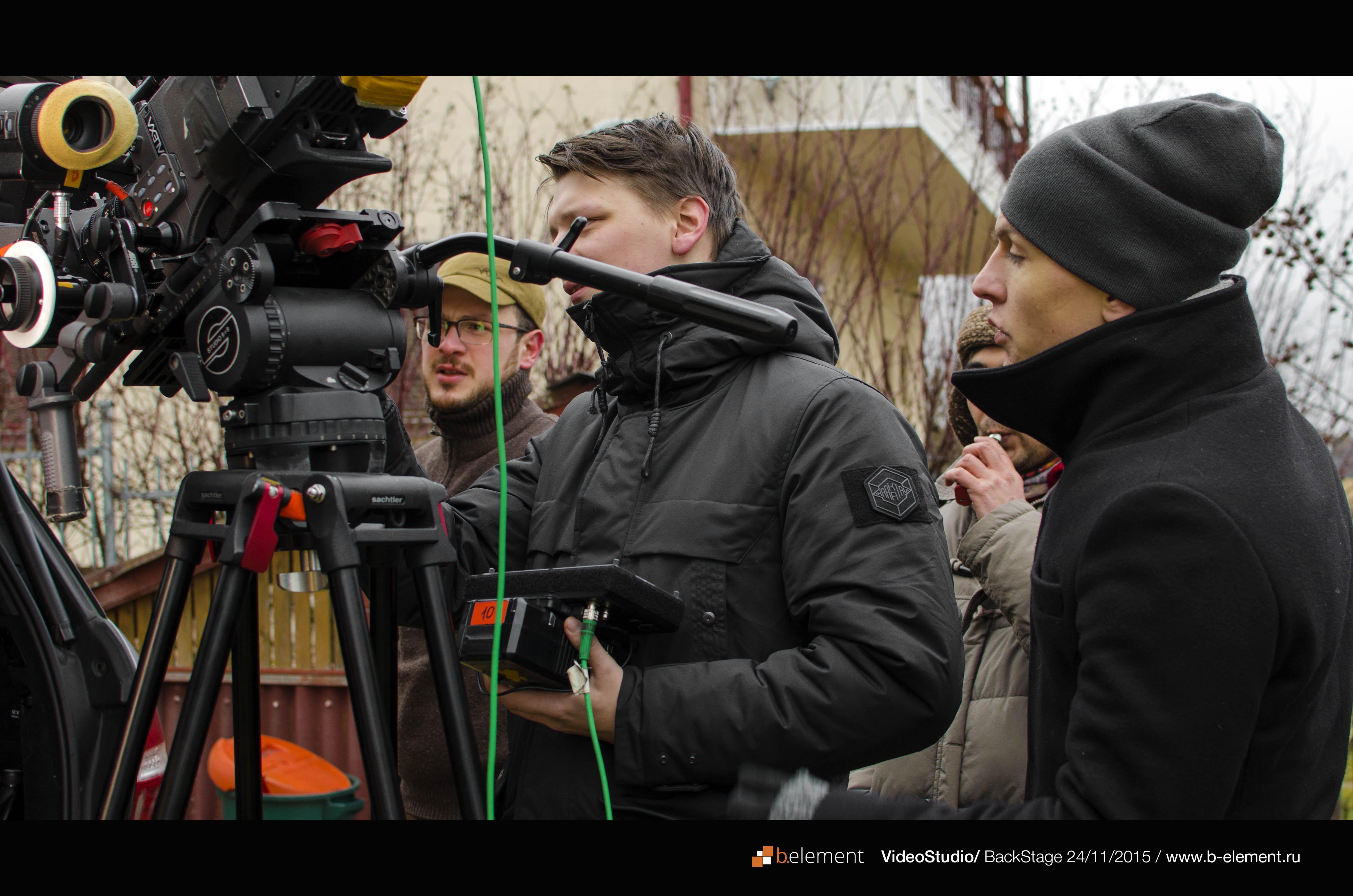 BackStage: Видеопрезентация «Мобильного очага», 24.11.2015