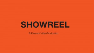 Showreel 2014/2015