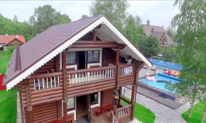 Промо ролик Лахтинские бани