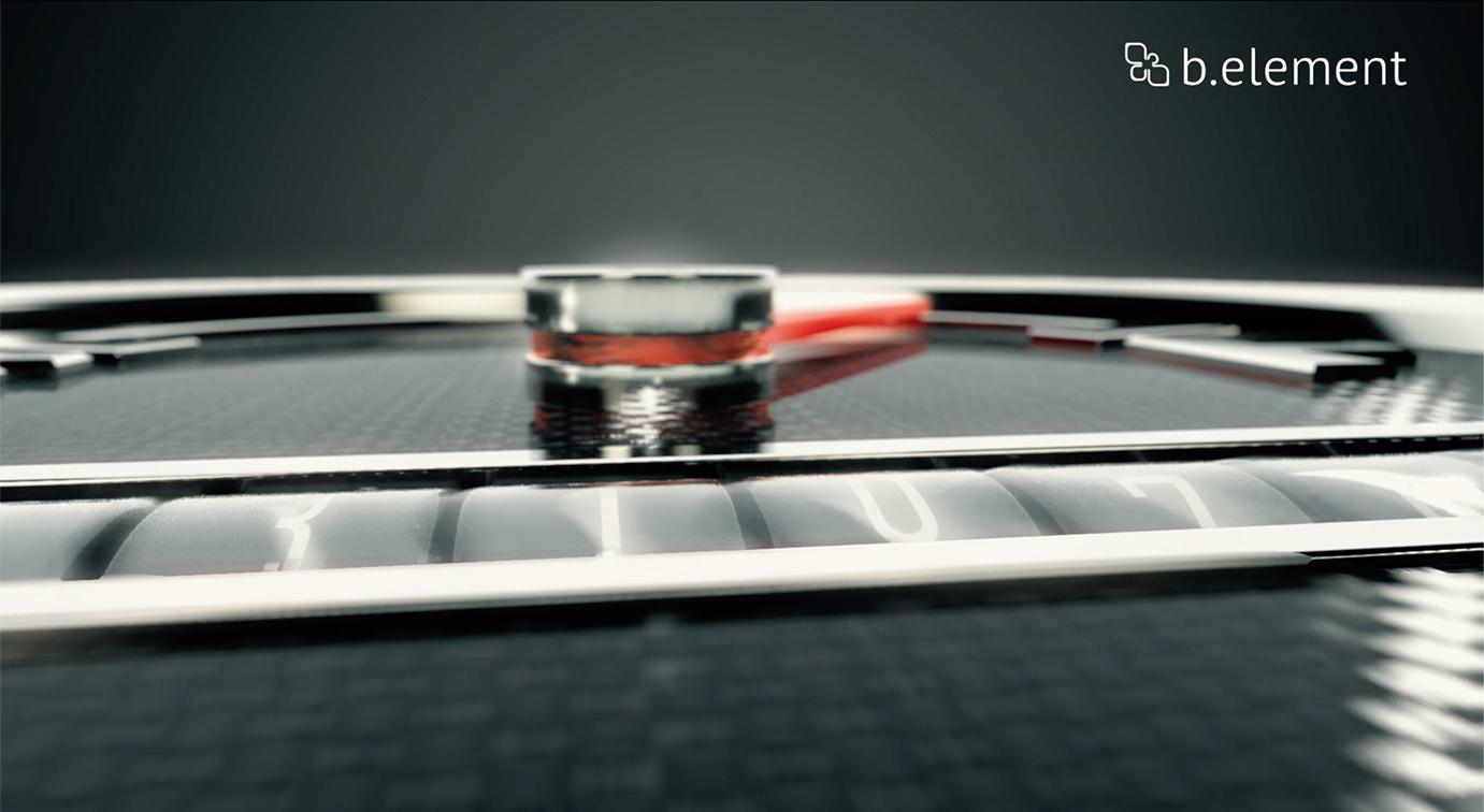 3D заставка/ проект «Полный бак»