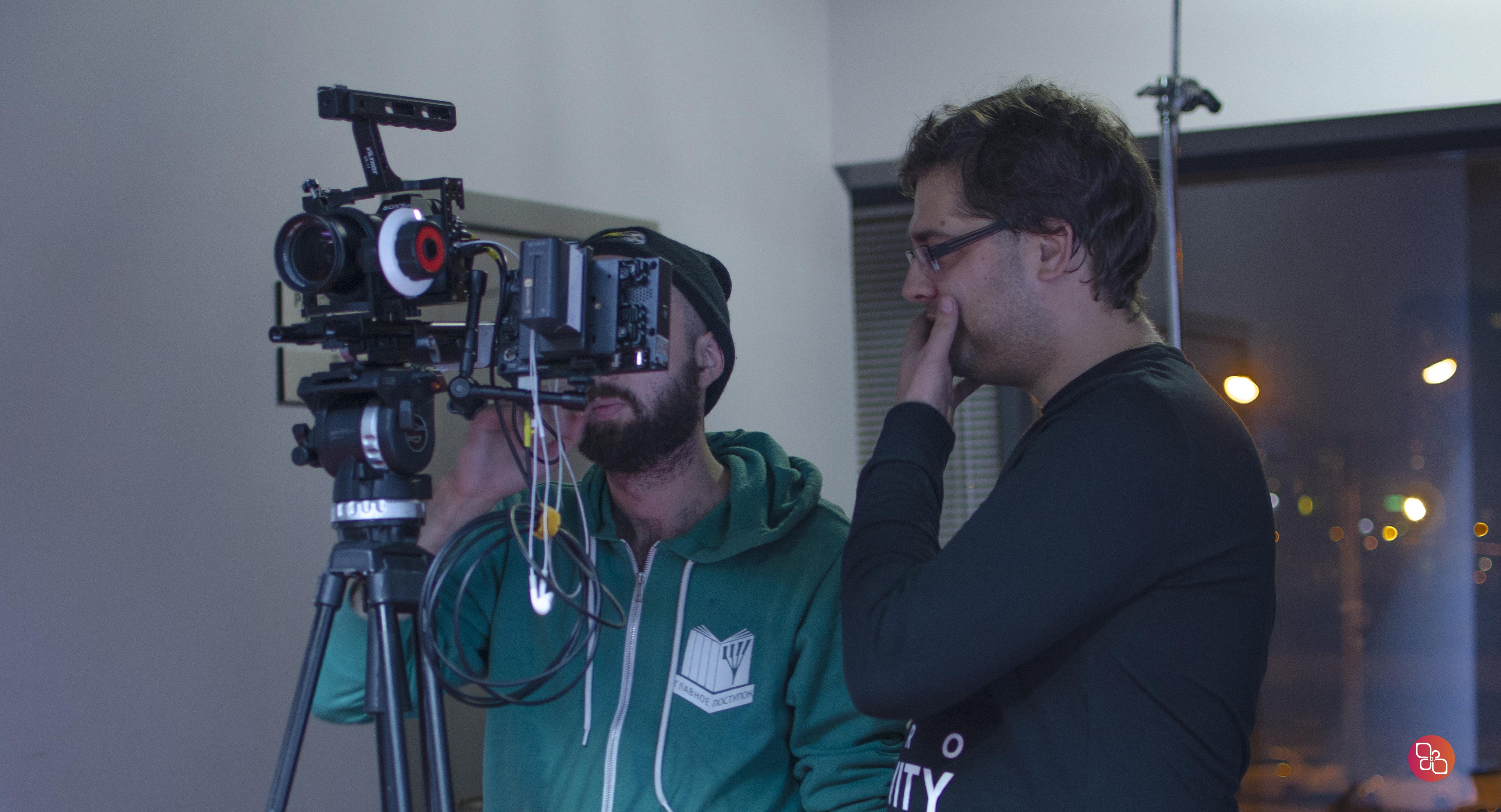 Backstage: Съемки нового проекта B3Fit